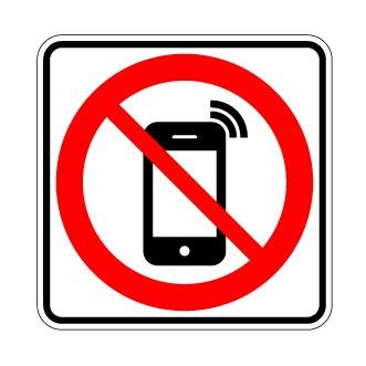 cellulaire interdit