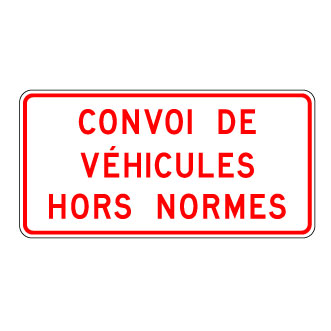 Convoi véhicules hors normes