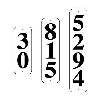 Numéro de porte