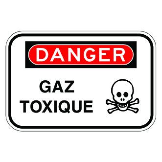 gaz toxique