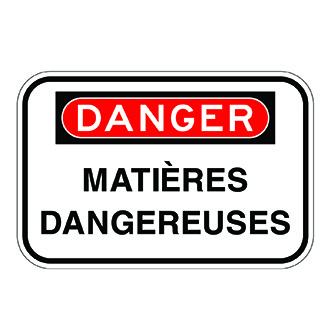 matieres dangereuses
